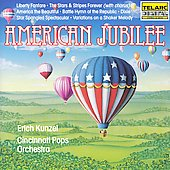 American Jubilee / Kunzel, Cincinnati Pops Orchestra