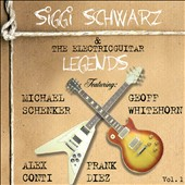 Siggi Schwarz/The Electricguitar Legends: The Siggi Schwarz & the Electricguitar Legends, Vol. 1