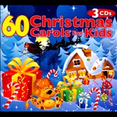 The Countdown Kids: 60 Christmas Carols For Kids [Digipak]