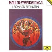 Mahler: Symphonie no 3 / Bernstein, Ludwig, New York PO
