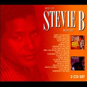 Stevie B: Best of Stevie B: Mega Dance Classic/Love Songs [Box]