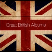 Various Artists: Great British Albums [Box]