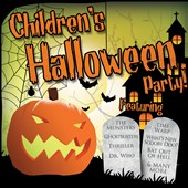 Various Artists: Children's Halloween Party
