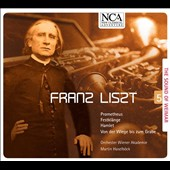 Liszt: The Sound of Weimar, Vol. 5 - Prometheus; Hamlet; Festklange / Haselbock