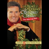 Daniel O'Donnell (Irish): Christmas Wishes: The Yule Log DVD