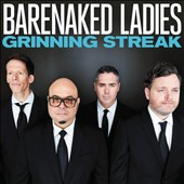 Barenaked Ladies: Grinning Streak [Digipak] *