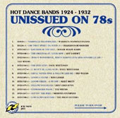 Various Artists: Unissued on 78s, Vol. 3
