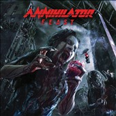 Annihilator: Feast [2CD/1DVD] *