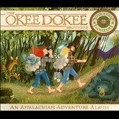 The Okee Dokee Brothers: Through the Woods [CD/DVD] [Digipak] *