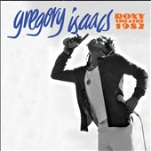 Gregory Isaacs: Roxy Theatre 1982