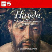 Haydn: The Seven Last Words of Christ / The Guarneri String Quartet