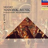 Mozart: Masonic Music / Kertész, Krenn, London Symphony