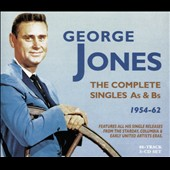 George Jones: The Complete Starday & Mercury Singles: 1954-62 [Box]