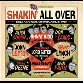 Various Artists: Shakin All Over: Great British Record Labels: HMV