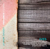 Ives: Symphony No. 4; The Unanswered Question; Central Park in the Dark; Symphony No. 3 / Seattle SO, Morlot