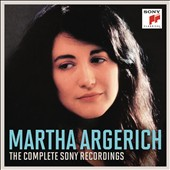Martha Argerich: The Complete Sony Classical Recordings - Various Composers / Martha Argerich, piano