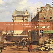 Bach: Violin Concertos, etc / Wallfisch, Bury, et al