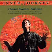 Inner Journey - Music by Duckworth, Buckner, Bekaert, Wessel, Satoh / Thomas Buckner, baritone; Joseph Kubera, piano