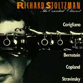 The Essential Clarinet / Richard Stoltzman
