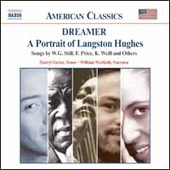 American Classics - Dreamer -A Portrait of Langston Hughes
