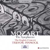 Mozart: The Symphonies / Pinnock, English Concert