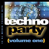 The Happy Boys: Techno Party, Vol. 1