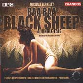 Berkeley: Baa Baa Black Sheep (A Jungle Tale) /Daniel, et al