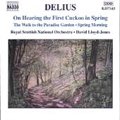 Delius: On Hearing the First Cuckoo in Spring, etc