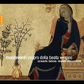Monteverdi: Vespro della Beata Vergine / Alessandrini, et al