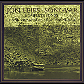 Leifs: Complete Songs / Bjarnason, Magnusson