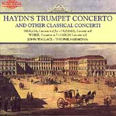 Haydn's Trumpet Concerto and others / Wallace, Philharmonia