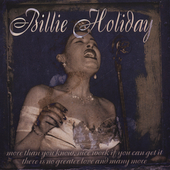 Billie Holiday: Billie Holiday [Time Music]