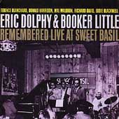Terence Blanchard: Eric Dolphy & Booker Little Remembered Live at Sweet Basil, Vol. 1