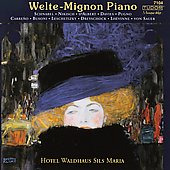 Welte-Mignon Piano