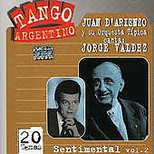 Juan D'Arienzo: Sentimental, Vol. 2