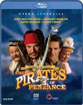 Gilbert and Sullivan: The Pirates of Penzance / Australian Opera [Blu-Ray]