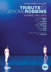 Tribute to Jerome Robbins / Kessels/Paris Opera Ballet, Gilbert, Gillot [DVD]