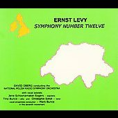 Ernst Levy: Symphony no 12 / Oberg, National Polish RSO