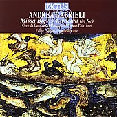Andrea Gabrieli: Missa brevis / Framba, et al
