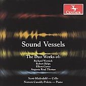 Sound Vessels - Carter, Helps, etc / Kluksdahl, et al