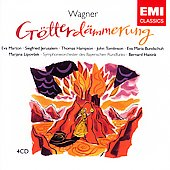 Wagner: G&ouml;tterd&auml;mmerung / Haitink, Jerusalem, Marton