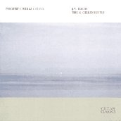 Bach: The Six Cello Suites / Phoebe Carrai