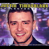 Justin Timberlake: Collector's Box [Box]