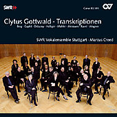 Transcriptions - Ravel, et al / Stuttgart Vocal Ensemble