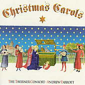 Christmas Carols / Andrew Parrott, The Taverner Consort