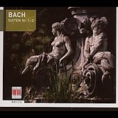 Bach: Suites no 1, 2 & 3 / Koch, Berlin Chamber Orchestra