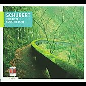 Schubert: Trio, D929; Sonatine, D385