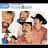 Brooks & Dunn: Playlist [Digipak]