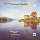 Scottish and Other Songs - Thomson, Haydn, Beethoven / Daniela Bechly, et al