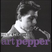 Art Pepper: Essential Standards